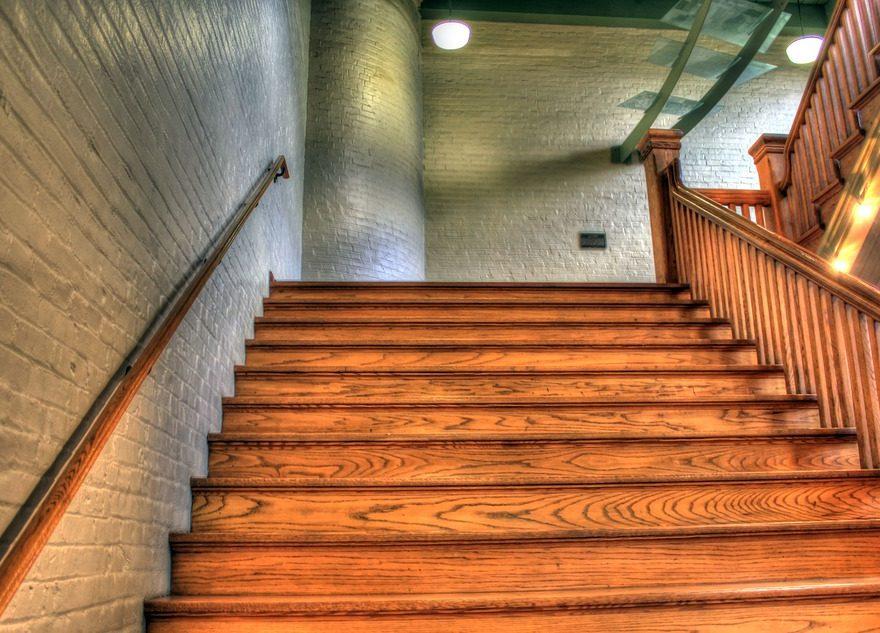 schody drewniane Chojnice